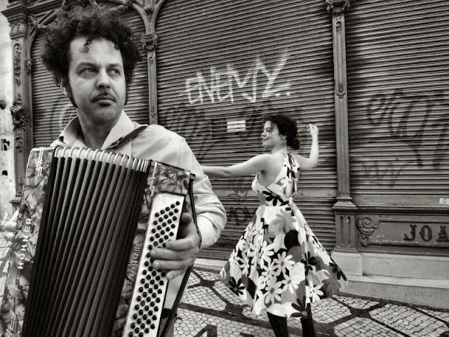 Raul Palha. Lluvia. Calles. Lisboa.