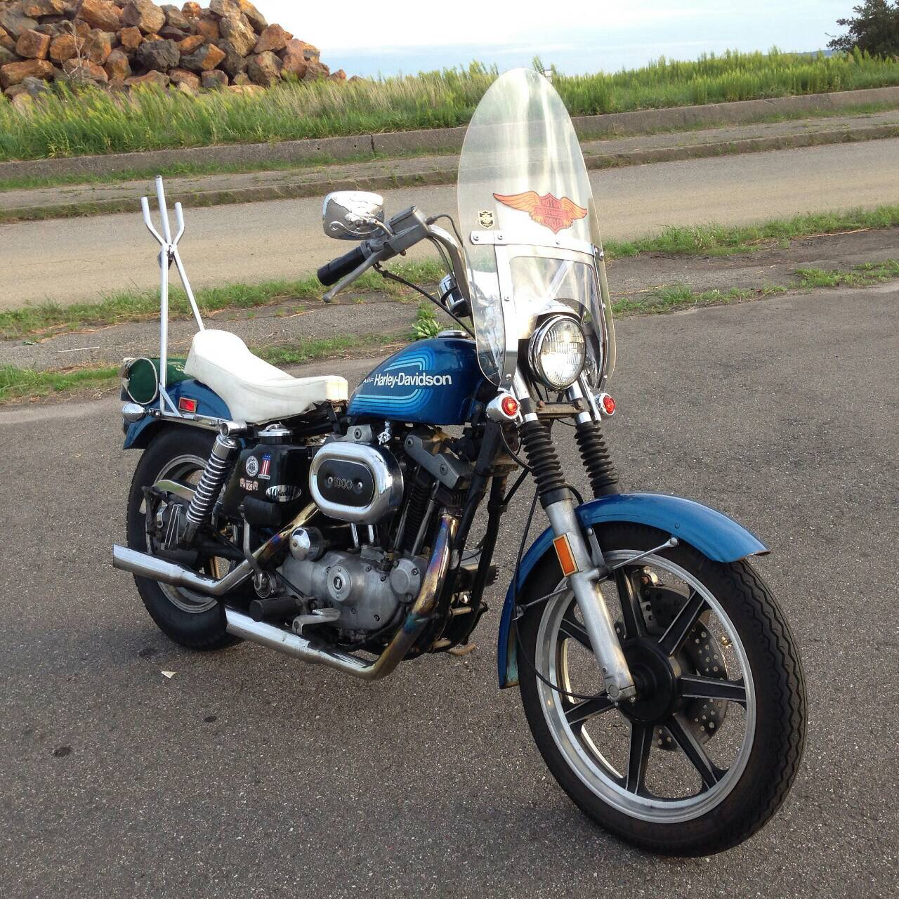 HARLEY 1976XLH1000