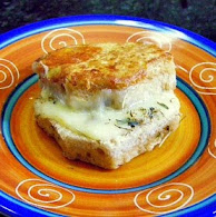 Debi Mazar and Gabriele Corcos's Mozzarella in Carrozza 10.25.11