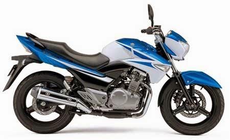 Suzuki Inazuma terbaru 2015