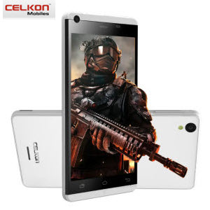 Celkon Ultra Q500 Android Mobile at Rs. 6569 after cashback