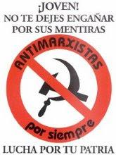 NO al marxismo