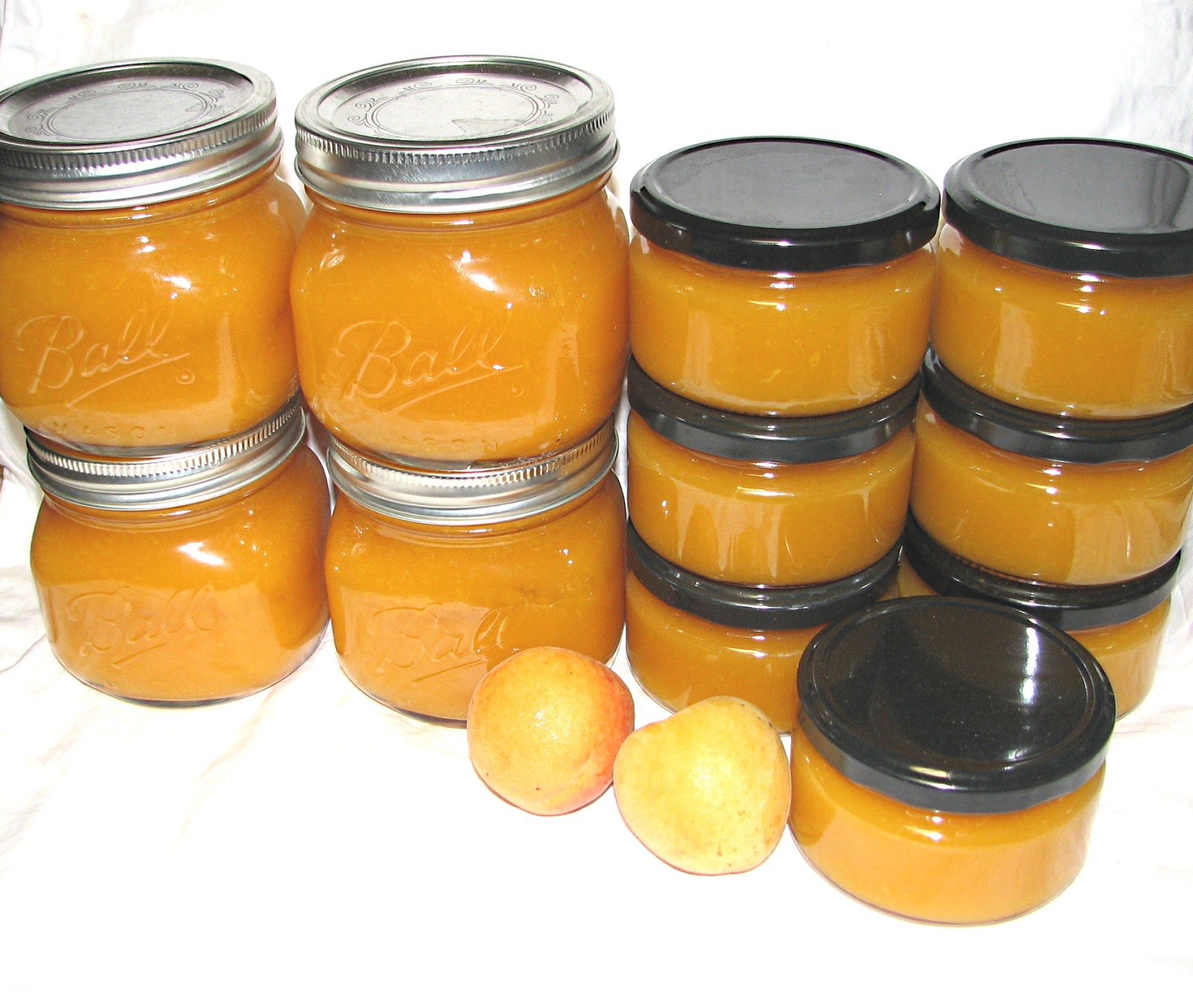 how to make apricot nectar