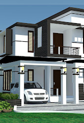 ... 2500 Sq.feet 4 Bedroom Modern Home Design House Design Plans