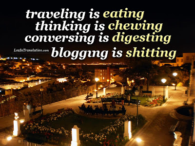 travel, blog, shit, motivation
