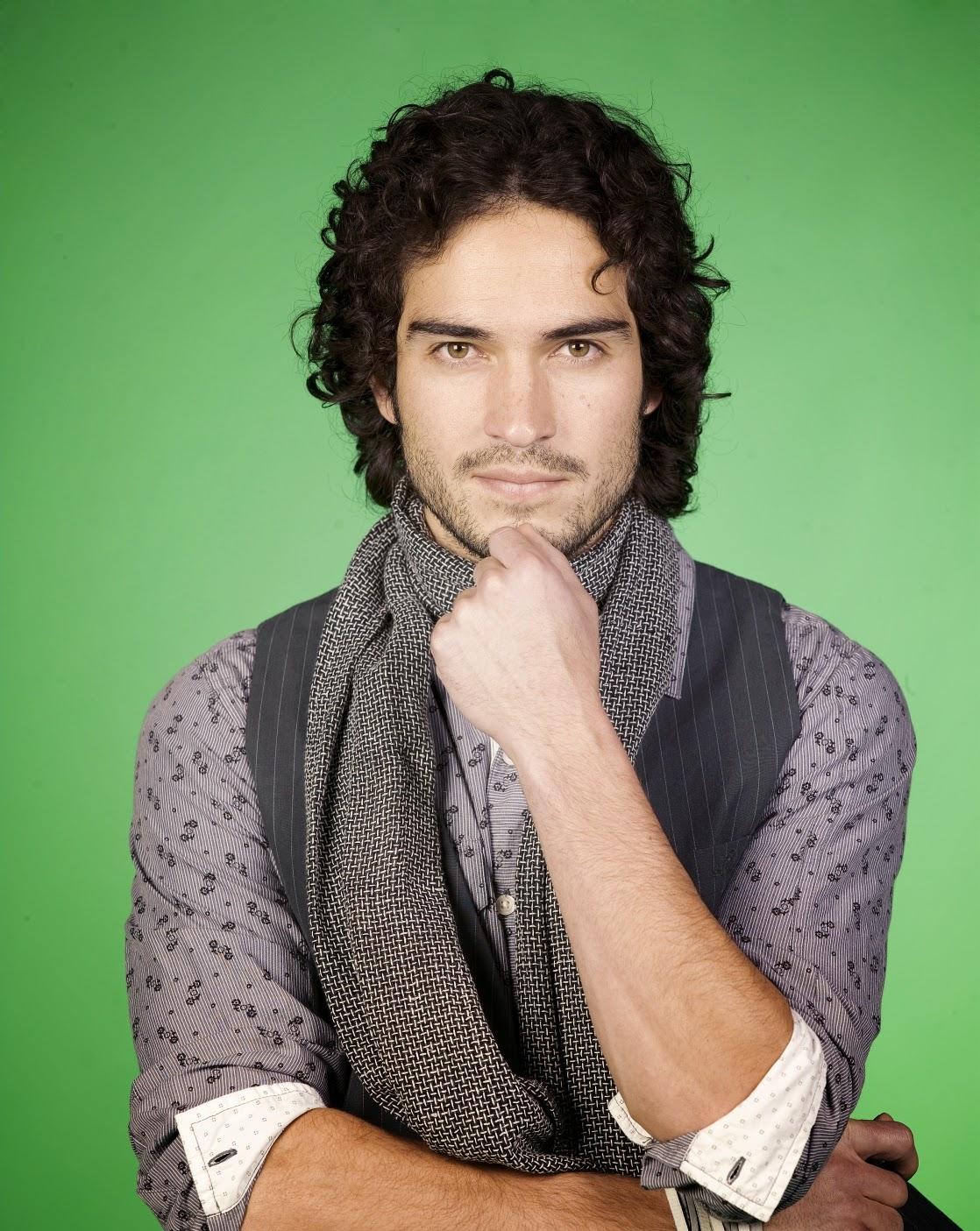 MOST BEAUTIFUL MEN ALFONSO HERRERA
