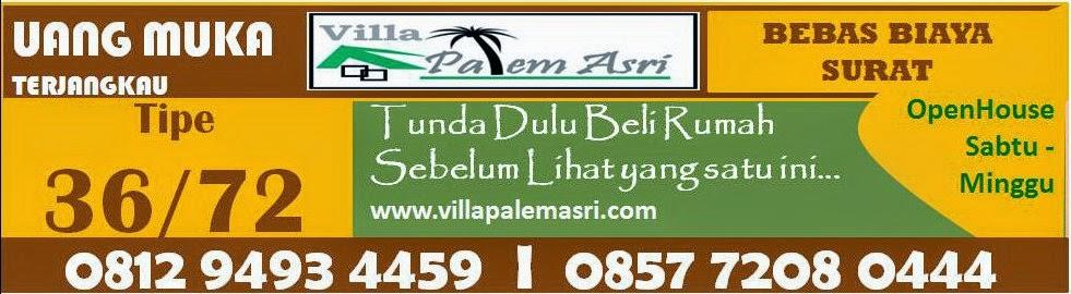 Perumahan Bojong Gede - Villa Palem Asri