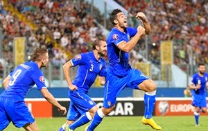 Eliminatórias Eurocopa: Malta 0 x 1 Itália