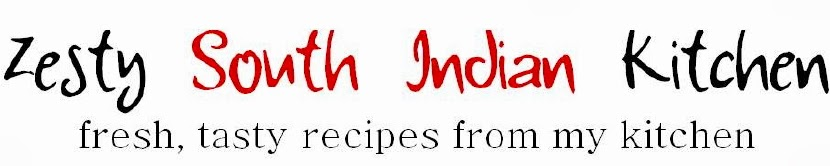 Zesty South Indian Kitchen Recipes