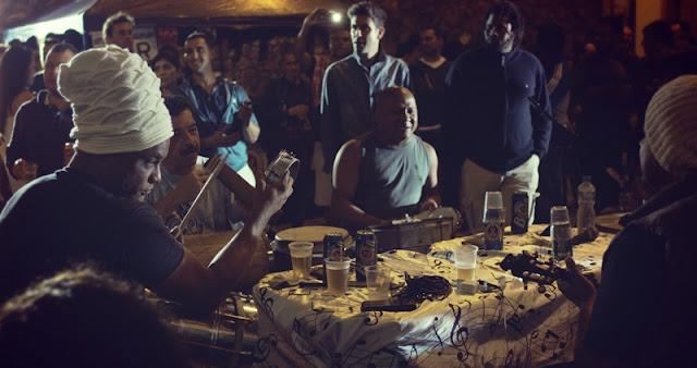 Batuque da BOA: O Rio em roda de samba