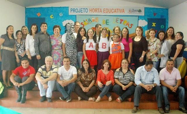 Prefeitura de Juquiá encerra Projeto Horta Educativa com apresentações musicais e teatrais