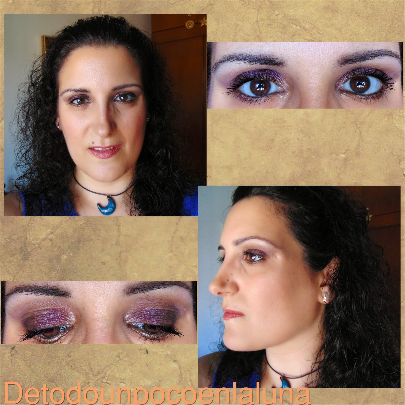 look Paleta I heart Chocolate de I heart makeup