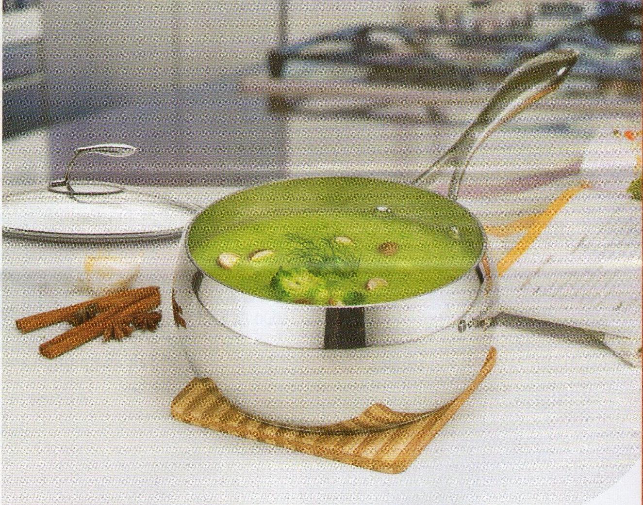Tupperware Lovely Cookware Tchef Series Fry Pan Tc01 Sauce