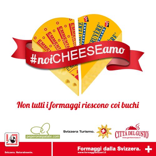 Il contest dei formaggi svizzeri