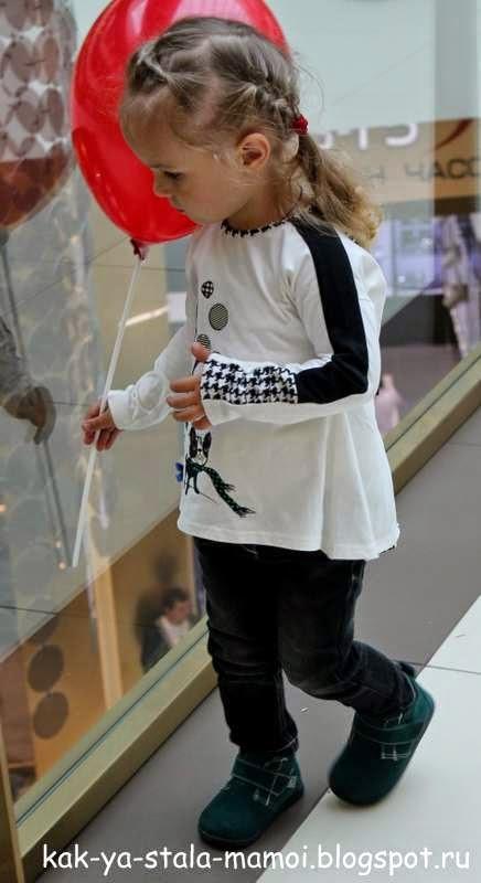 Детские модные показы на Galeria Fashion Week