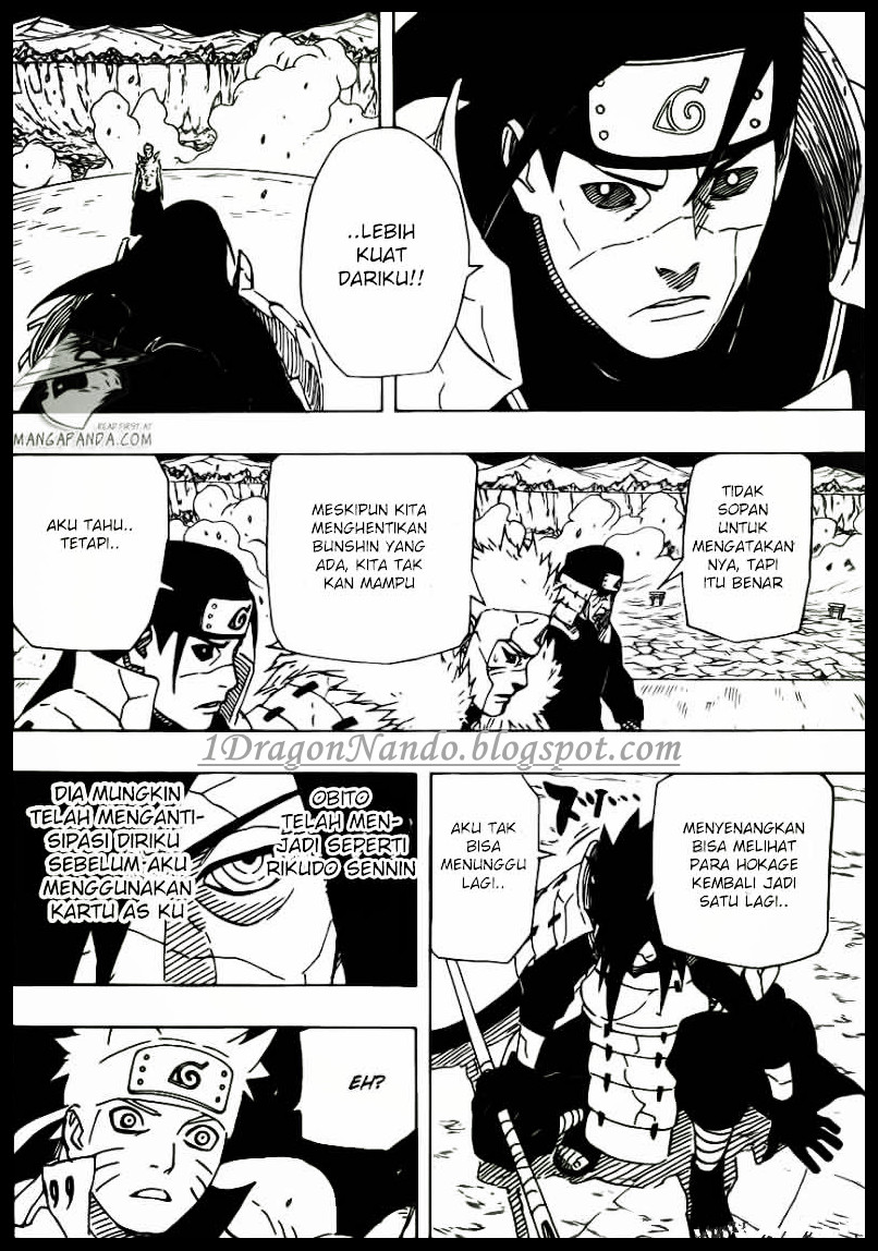 Download Komik Manga Naruto Shippuden Chapter 638 Bahasa Indonesia