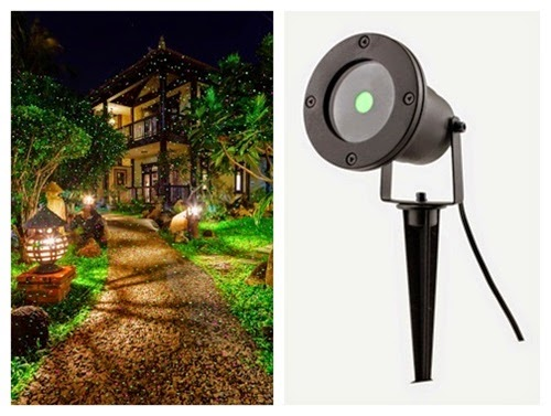 NightStar Landscaping Lighting Pro Series (Single Green Color)