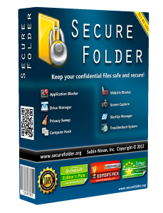 SECURE FOLDER 9.6 INCLUDED SERIAL