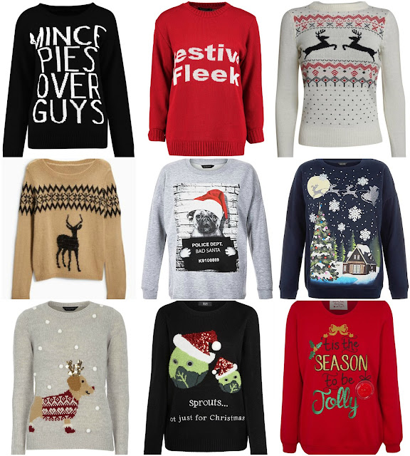 The Best of Christmas Jumpers 2015, Christmas jumpers, fashion Christmas jumpers, hanrosewilliams, hannah rose, fashion blogger,