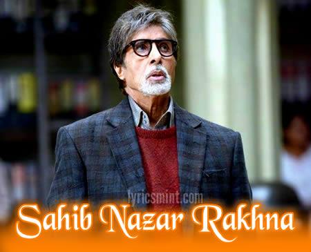 Sahib - Amitabh Bachchan