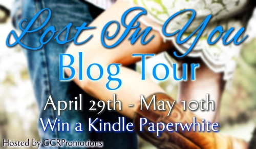 REVIEW and GIVEAWAY: Lost in You by Heidi McLaughlin