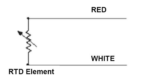 RTD Construction and Lead Wire Configurations Learning