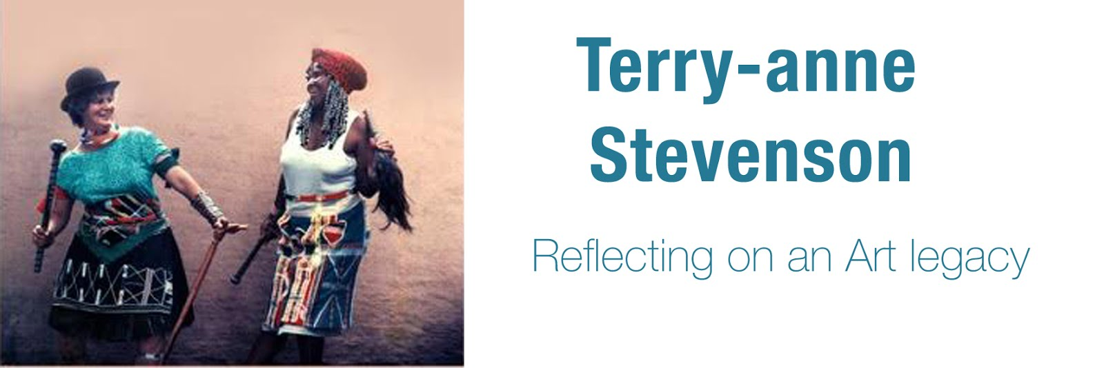 Terry-anne Stevenson: Reflecting on an Art legacy