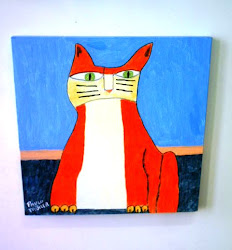 O Gato,releitura Altemir Martins
