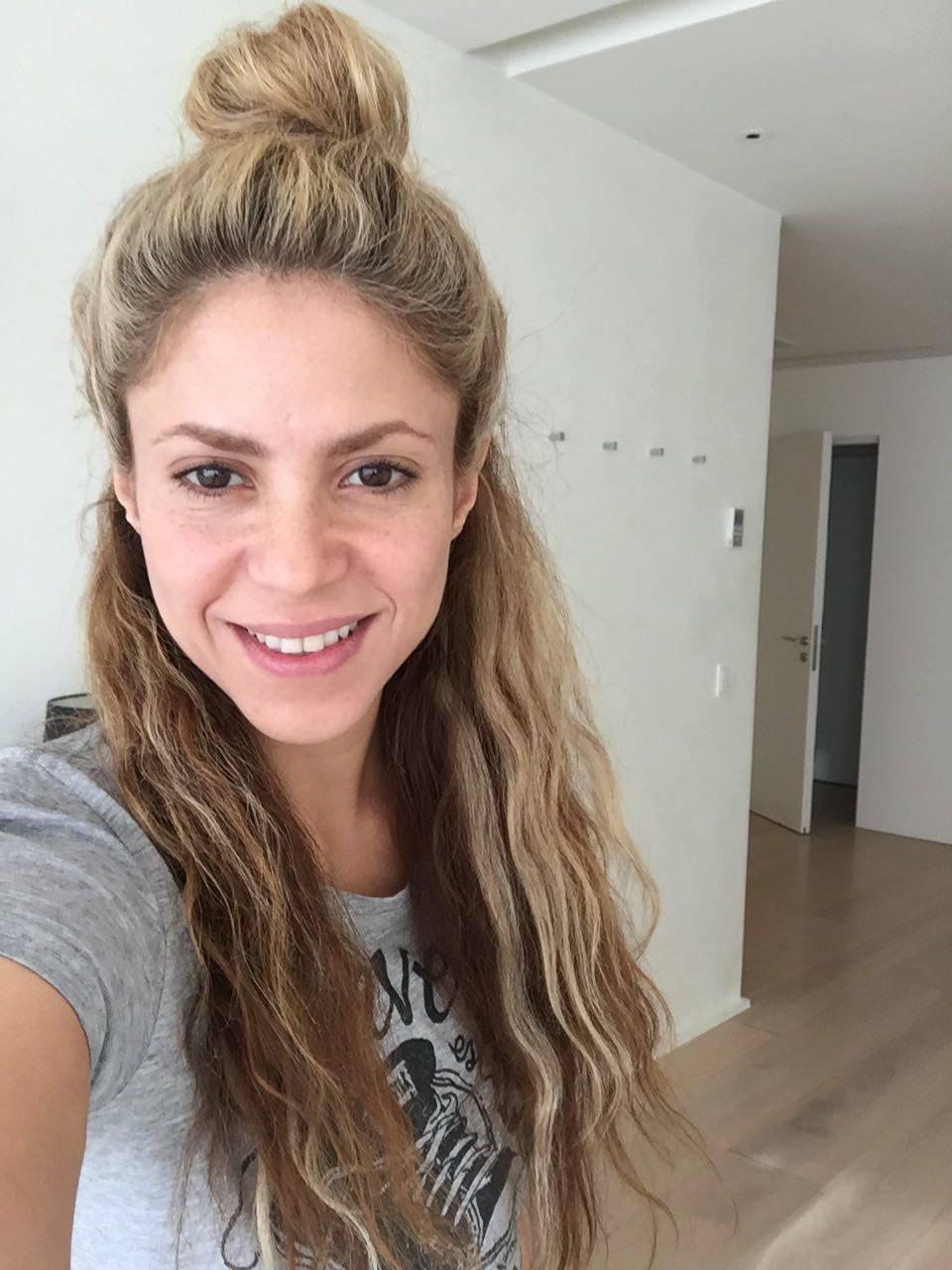 Shakira 39 anos