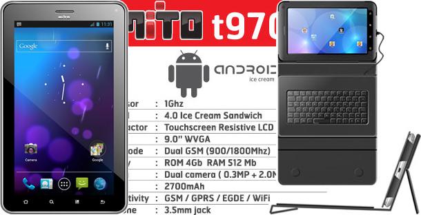 Daftar Harga tablet mito Terbaru April 2013