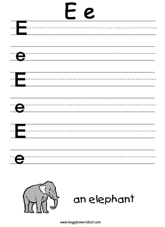 Free Worksheets » Learn English Worksheet - Free Printable ...