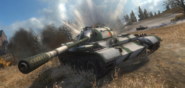 World of Tanks Xbox 360 Edition Launch Trailer
