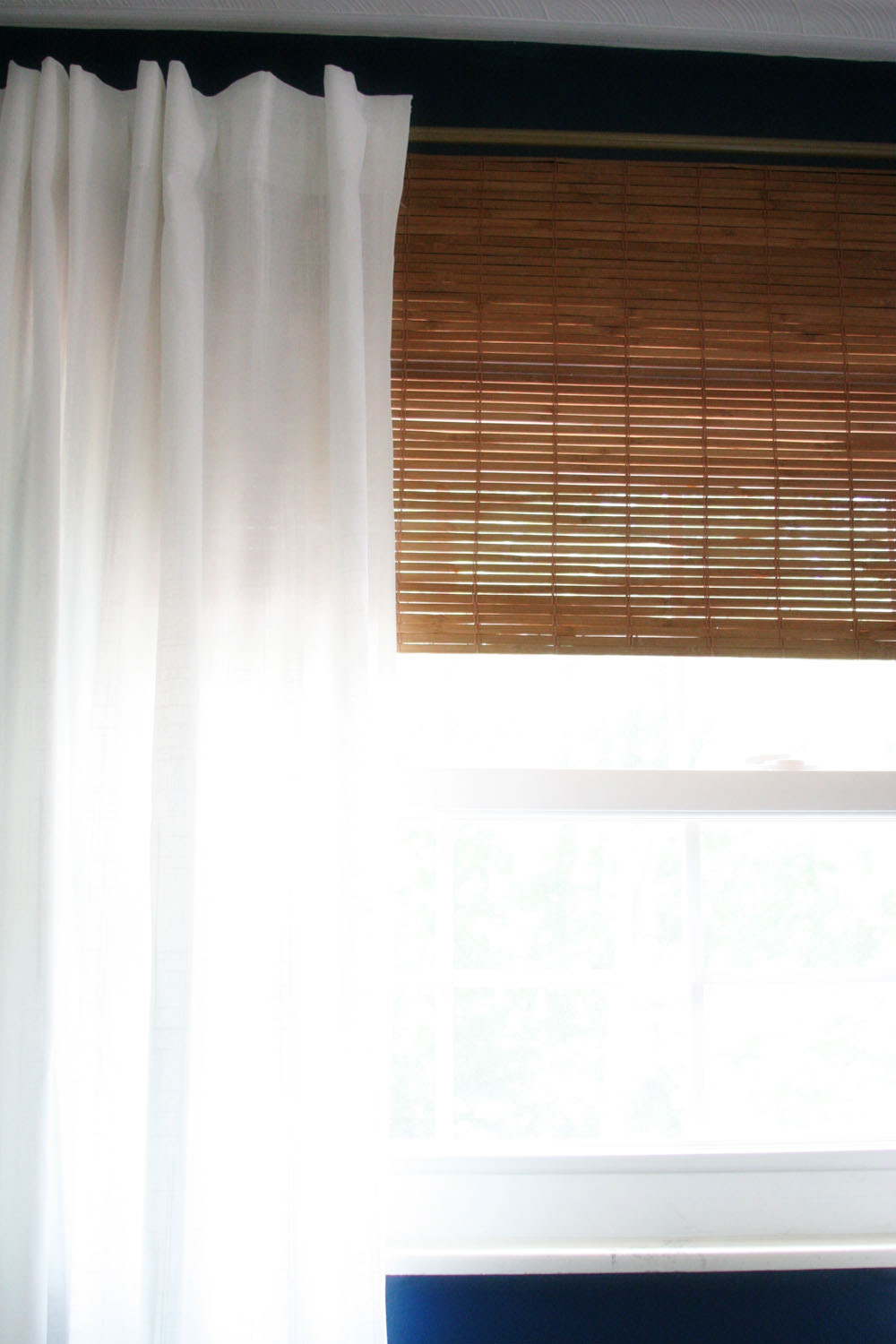 Craftivity Designs Faux Bamboo Blinds A Semi Diy