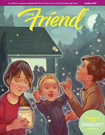 The Friend October 2014