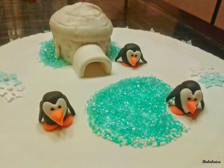 Tarta Pingüinos-Bulalaica
