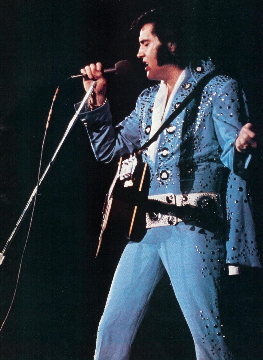 Elvis Lives In 21st Century April 2011