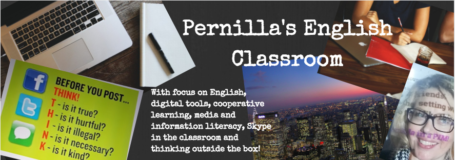 Pernilla's English Classroom