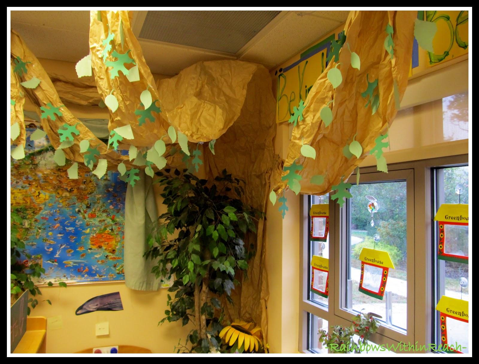 Classroom Decoration For Preschool ~ Rainbowswithinreach spot