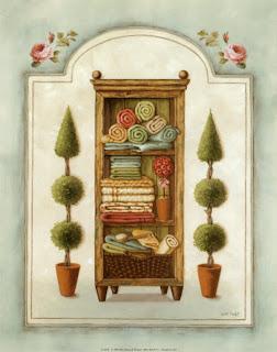 Manualidades decoraci n pintura cuadro para cuarto for Cuadros cuarto de bano originales
