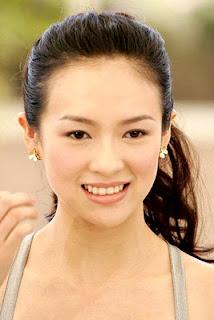 Ziyi Zhang Japanese Model Biodata