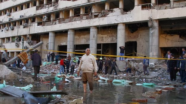 Deadly blasts in Egyptian capital