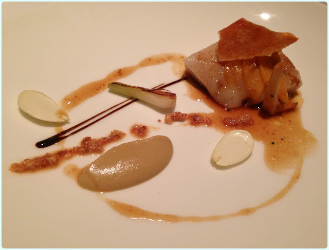 The Ledbury, London - Pork