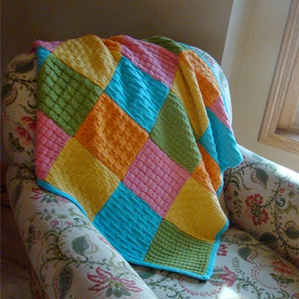 Dream Catcher Baby Blanket – Free Pattern!