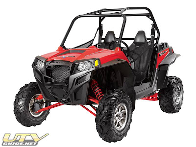 2011 Polaris RZR XP 900