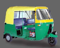 Pre Paid Auto Taxi is a Better Option - Run By Delhi Traffic Police