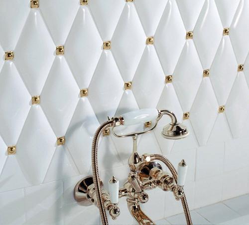 Baños Estilo Victoriano:Modern Victorian Bathroom Tile