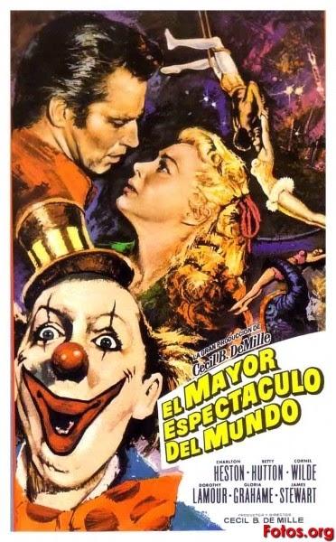Clase turista de paso totcirc hoy el circo en el cine 1 for Noticias del mundo del espectaculo hoy