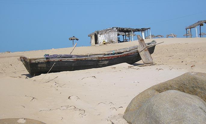 Parnaíba - PI | Praia da Pedra do Sal | Foto: Gilson Brito