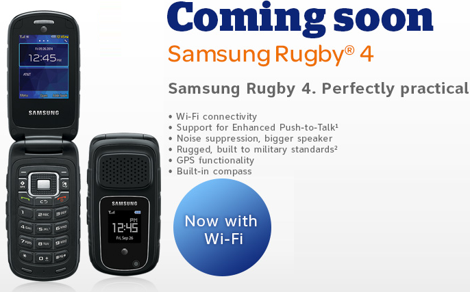 Can i use facebook on Samsung Rugby 4?