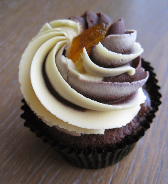 Jaffa Cupcake - Ms. Cupcake Chococlate Vegan Blog